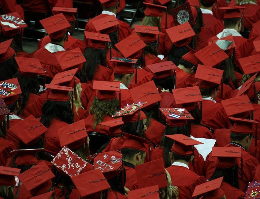 graduación en países anglosajones