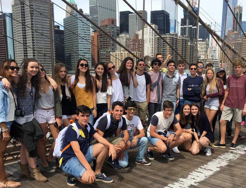 educación internacional cursos de verano en el extranjero