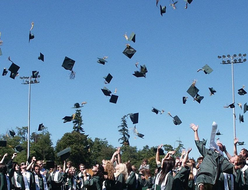 graduacion americana