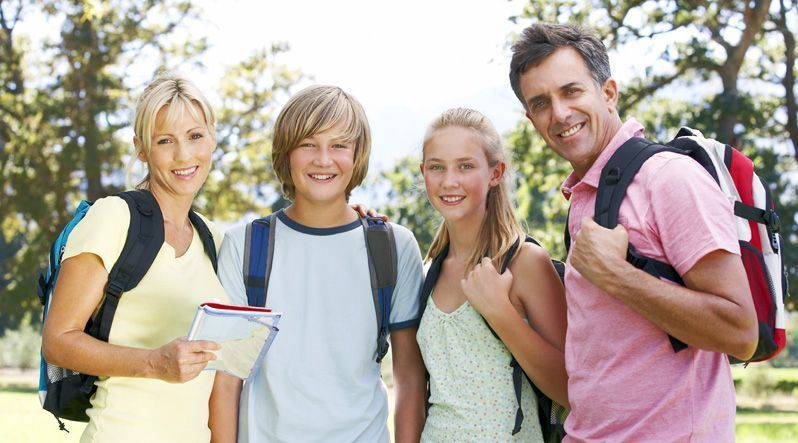 estudiar en el extranjero familia ASTEX
